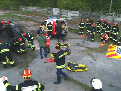 Video: Trainings for rescuers help to save more lives